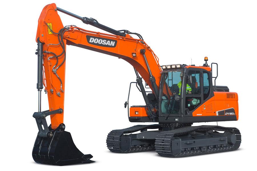 Doosan-DX180LC